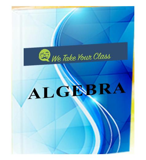 Pay Someone To Take My Algebra Test
