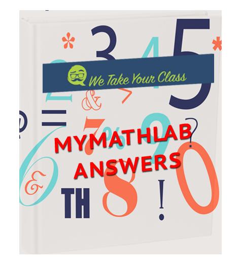 MyMathLab Test Answers