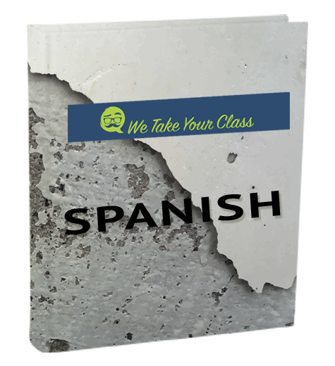 Pay Someone To Take My Spanish Test