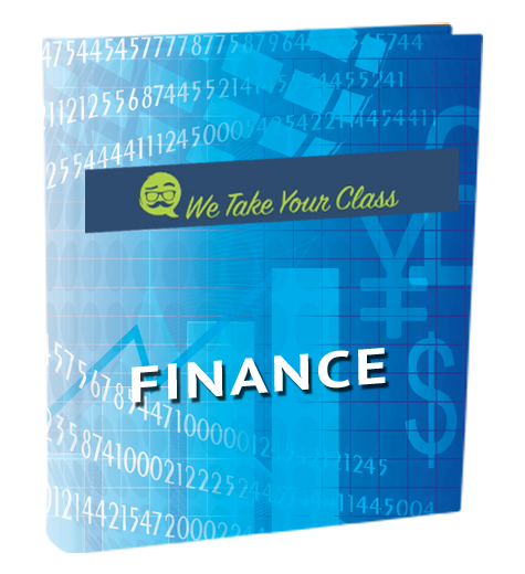The Lost Secret of Finance Assignment Help