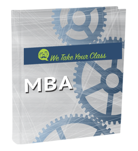 Pay Someone To Do My MBA Homework