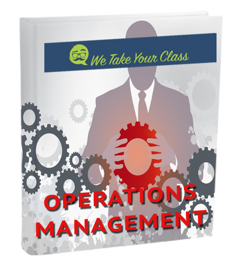 Pay Someone To Take My Online Operations Management Class