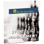 Pay Someone To Take My Online Strategic Management Class