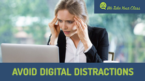 How To Avoid Social Media Distractions